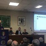 Federico La Penna, prima riunione da CAN A a Roma 1