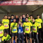 Federico La Penna il più veloce di Roma 1 alla RefereeRUN