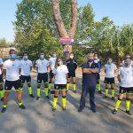 Roma 1 ai test atletici del CRA Lazio