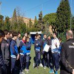 Stage di metà campionato per arbitri e osservatori di Roma 1