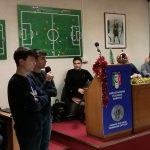 Odoardo Marcellini e Valerio Colarossi a Roma 1