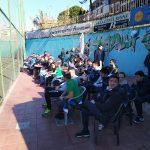 Calcio a 5 a raccolta per il raduno di metà campionato