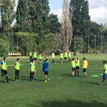 Stage precampionato 2018 / 2019 Roma 1 (prima parte)