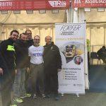 Roma 1 alla seconda tappa della Referee Run 2018 / 2019