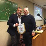 L'arbitro internazionale Maurizio Mariani a Roma 1