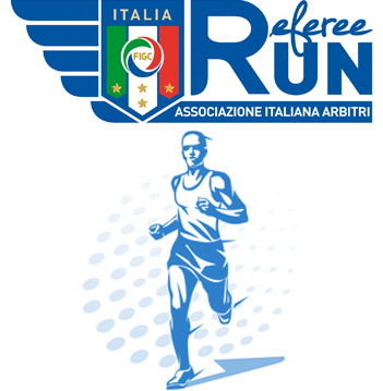 Referee Run AIA Roma