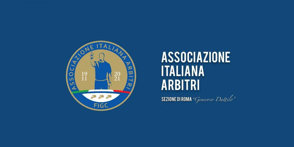 Logo AIA FIGC Roma 1